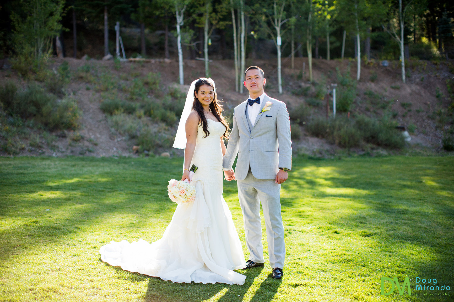 northstar village wedding photos