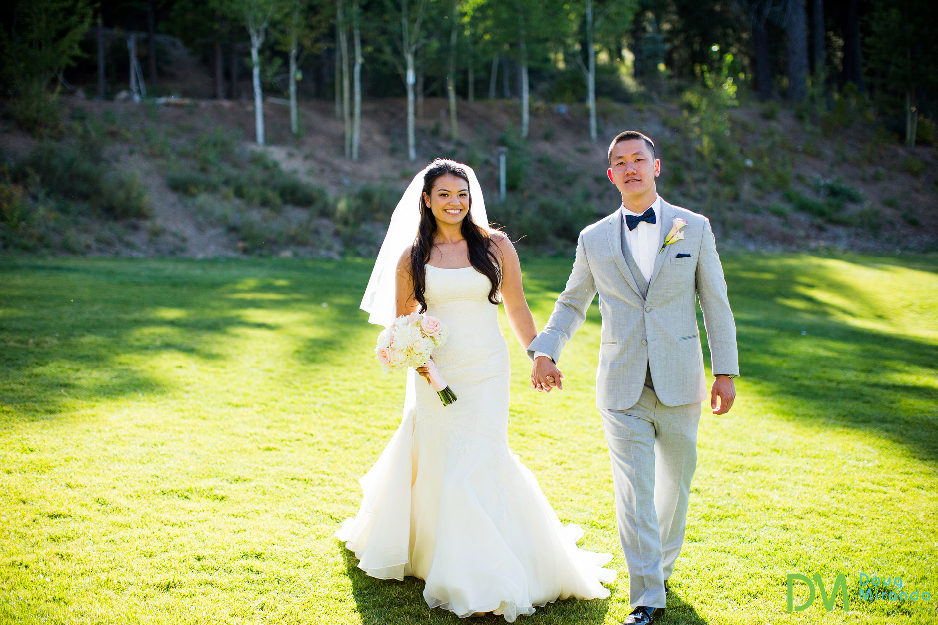 northstar village wedding
