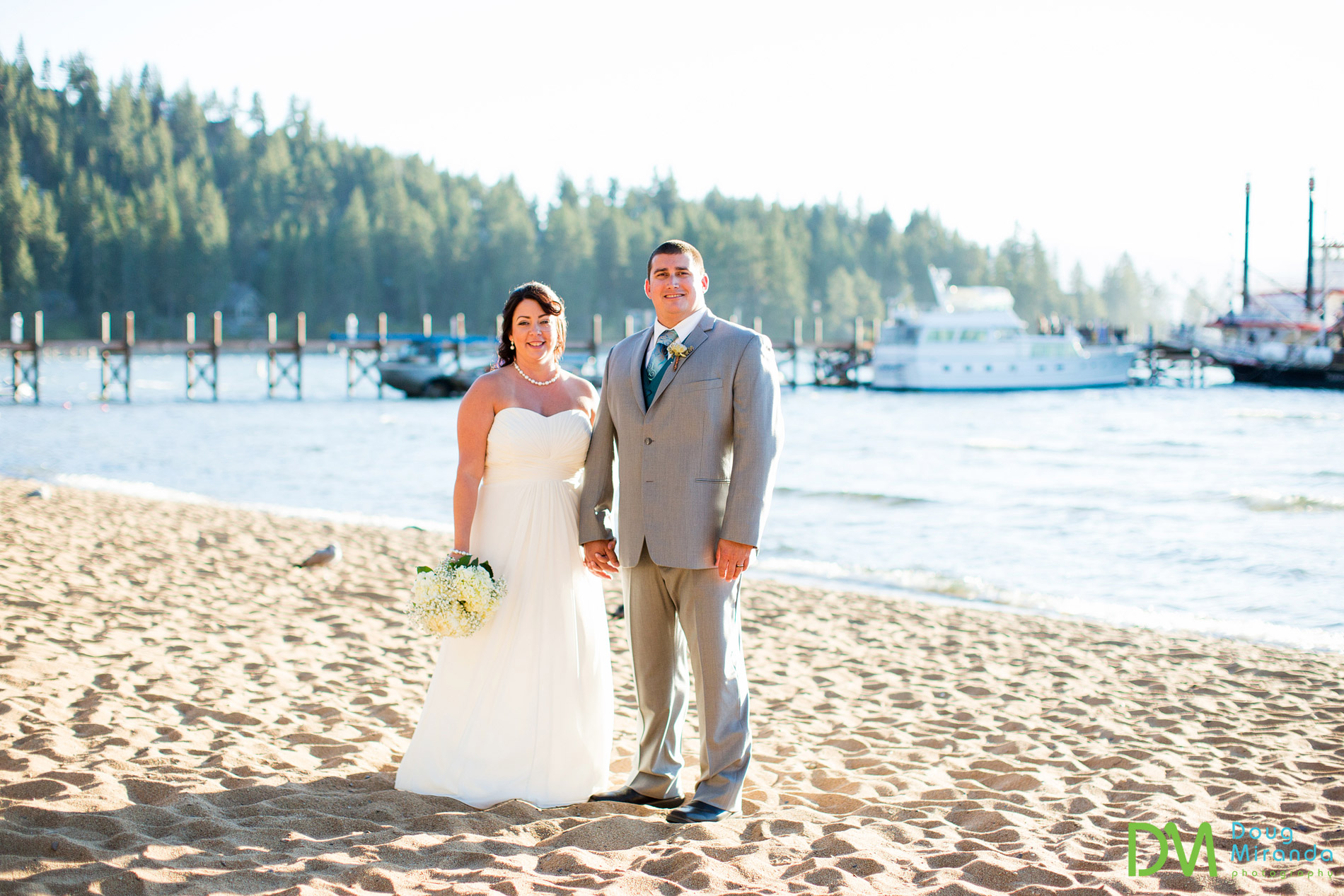 zephyr cove wedding photography
