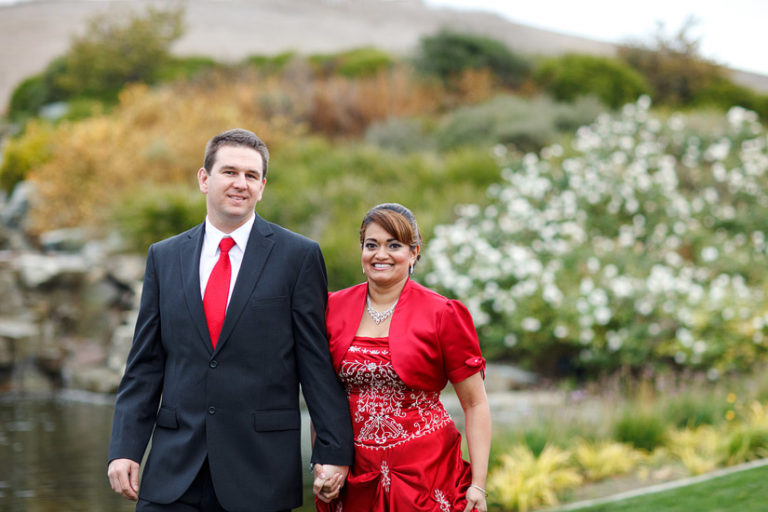 dublin ranch golf course wedding photos